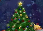ドラゴンネスト_クリスマスツリーを飾ろう