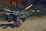 X・A・O・C 〜ザオック〜_迫力の3Dでのアクション!