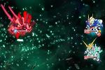 SDガンダムOP_迫力の戦闘シーン