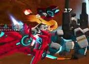 コズミックブレイク2_ロボットアクションに通じる戦闘