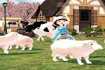 マビノギ_羊や牛を飼えちゃう!