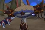ミックスマスター2_3Dで表現されたモンスター!