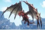 イカロスオンライン_カッコいいドラゴンにも乗れます!