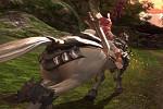 TERA_リアル3Dで表現された馬