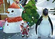 パーフェクト ワールド_イベントクエスト「サンタのプレゼント」に登場するNPC