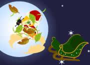 Livly Island_クリスマスイベントストーリー画像