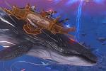 イカロスオンライン_クジラってことは海!?