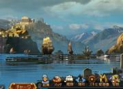 壮絶大航海-Age of Discovery-_水の表現が絵画的
