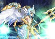 少女とドラゴン_まるで天使様