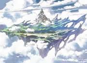 グランブルーファンタジー_空に浮かぶ島