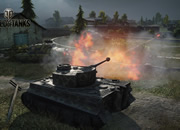 World of Tanks_迫力のある攻撃