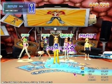 ダンシングパラダイススクリーンショット
