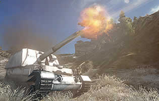 World of Tanks(ワールドオブタンクス)スクリーンショット