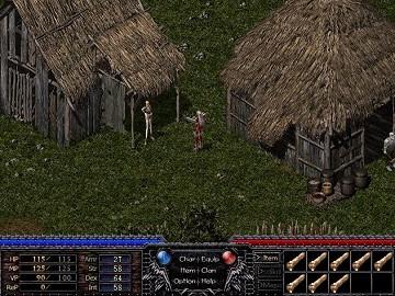 Ars Magna 封印の大地スクリーンショット